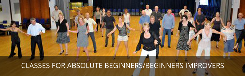 Classes for Absolute Beginners/Beginners Improvers